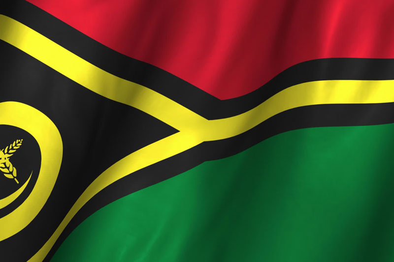 The Ministry for Foreign Affairs of Abkhazia sent the congratulatory note to the Ministry for Foreign Affairs of the Republic of Vanuatu on the occasion of the Constitution Day