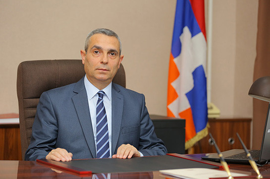 Daur Kove sent a congratulatory note to Masis Mailyan on the occasion of the Independence Day of the Republic of Artsakh
