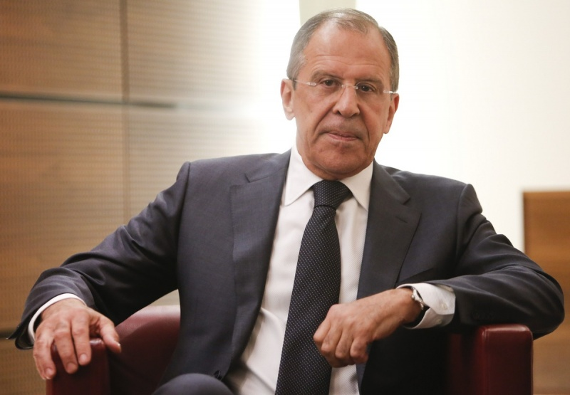 Daur Kove congratulated Sergey Lavrov on the occasion of the reappointment as the Minister of Foreign Affairs of the Russian Federation