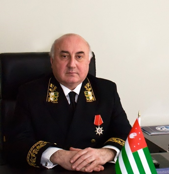Igor Akhba awarded the Order of Friendship of the Republic of South Ossetia