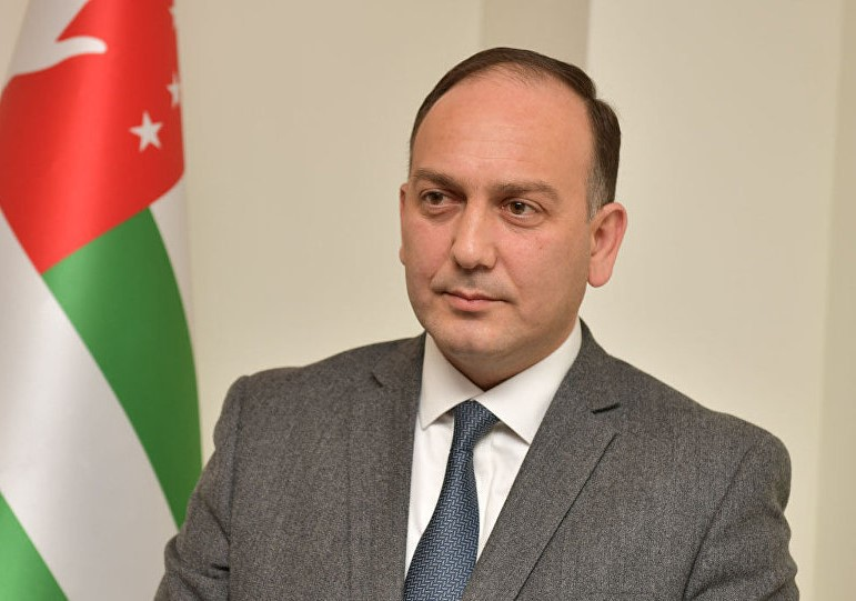 The head of the Abkhaz Foreign Minister has received congratulations on the occasion of his birthday