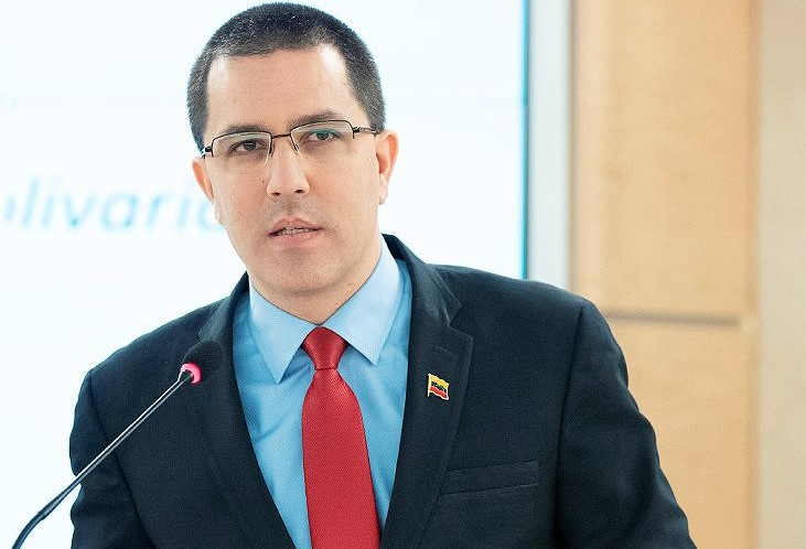 Daur Kove congratulated Jorge Alberto Arreaza Montserrat on the occasion of his birthday