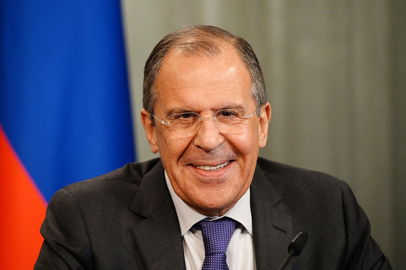 Daur Kove congratulated Sergei Lavrov on the occasion of his birthday