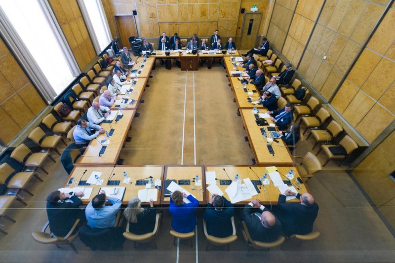 On the 45-th Round of the Geneva Discussions