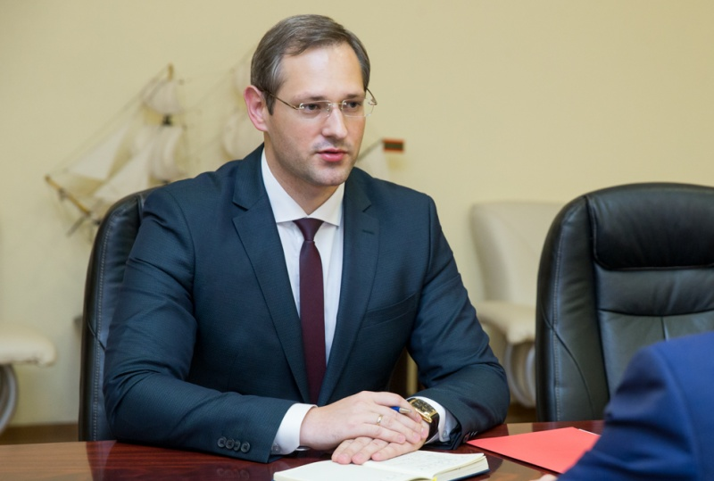 Daur Kove congratulated Vitaly Ignatiev on the occasion of the celebration of the TMR Constitution Day