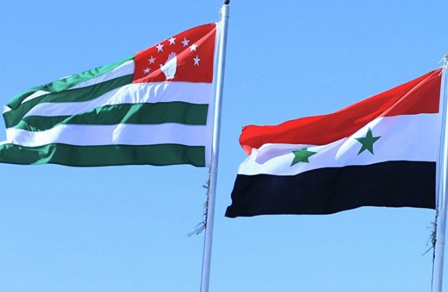 Abkhaz parliament ratified two agreements with Syria