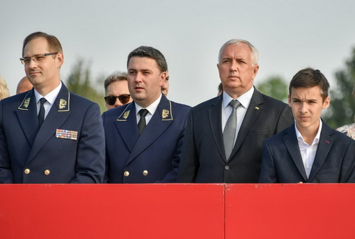 Alexander Vataman took part in official events on the occasion of the 29-th anniversary of the establishment of the Pridnestrovian Moldavian Republic