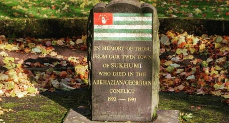 Scottish Memorial Sparks War of Words Between Abkhazia and Georgia